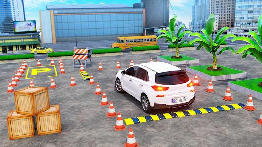 Modern Car Drive: Parking Test Apk 1