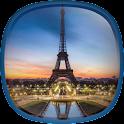 Noite em Paris Papel de Parede icon