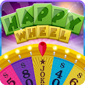 Happy Wheel - Wheel Of Fortune icon