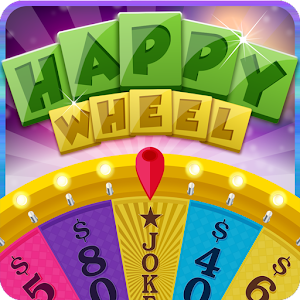 Happy Wheel – Wheel Of Fortune for PC and MAC