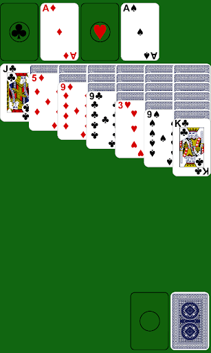 Solitaire easy