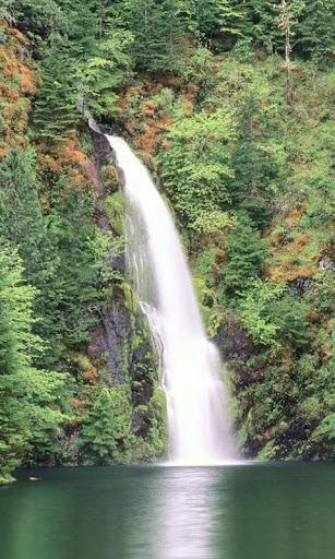 滝の壁紙とテーマ
