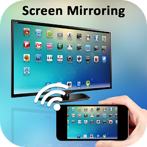 Screen Mirroring with TV : Mobile Screen to TV for PC