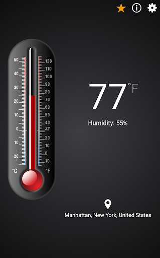 Thermometer++ 4.8 screenshots 1
