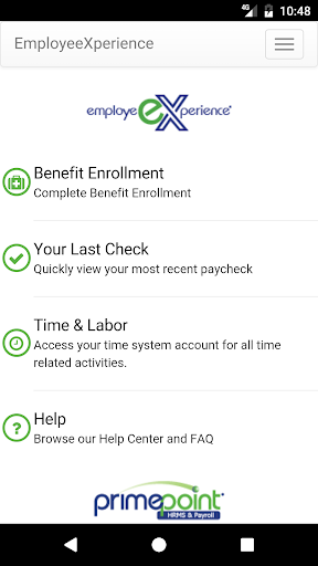 EmployeeXperience by Primepoint, LLC (Google Play, United States