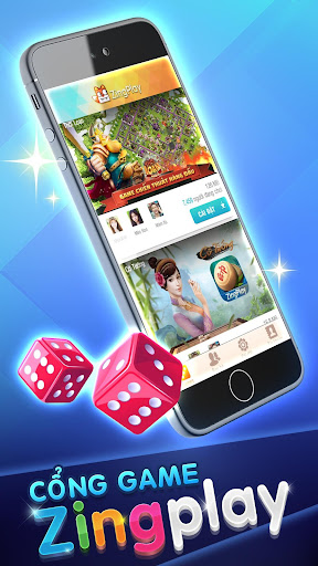 ZingPlay HD - Cu1ed5ng game - Game Bu00e0i - Game Cu1edd 1.0.7 screenshots 1