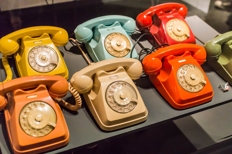 Pattern Telefonico di SosiusPhoto