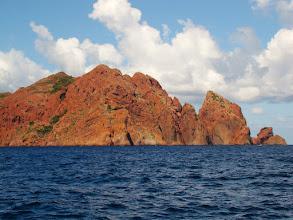Photo: #009-La réserve de Scandola en Corse, classée au Patrimoine mondial de l'Unesco.