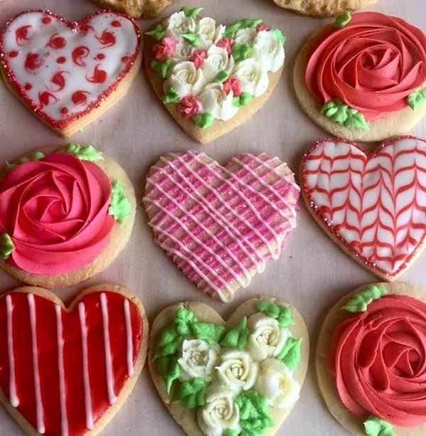 Favorite Cut Out Sugar Cookies Recipe