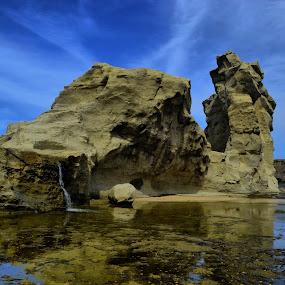 Pantai Klayar  by Haddy Hartono - Landscapes Beaches
