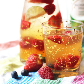 Wine And Fruit Juice Drink Recipes.