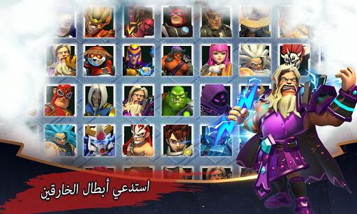 صراع الزومبي: أبطال الانمي 1.0.8 screenshots 1