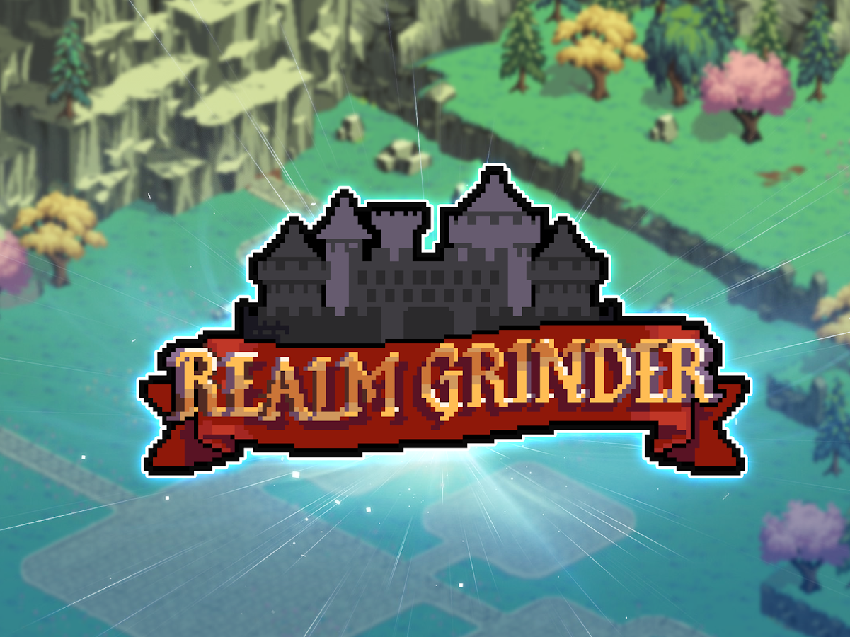 Realm Grinder- screenshot