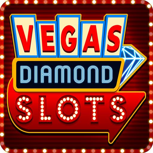 Vegas Diamond Slot 老虎机   老虎机游戏 博奕 App LOGO-APP開箱王