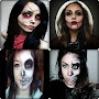 Easy Halloween Makeup Ideas APK icon