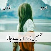 Tumhain Zara Der Sy Jana - Urdu Novel