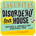 Lagunitas Disorderly Teahouse With Pineapple