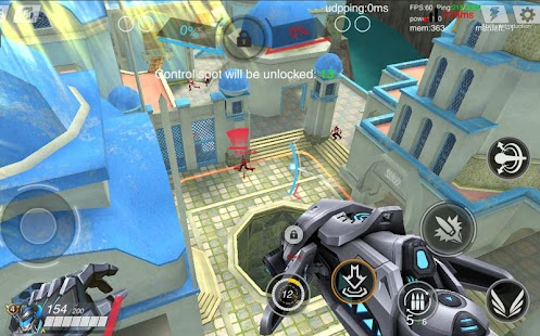 Heroes of Warfare Screenshot