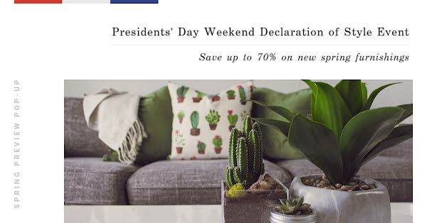 Declaration of Style Event - Facebook Ad Template