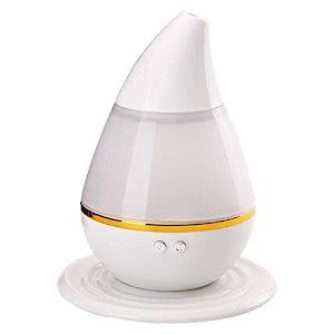 Difuzor de arome - umidifictor, 250 ml, Alb