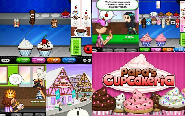 papas cupcakes