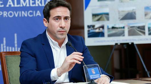 Diputación garantiza la seguridad  de la red viaria