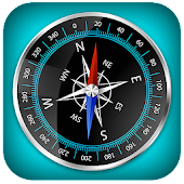 Smart Compass for Android:  Digital GPS Compass