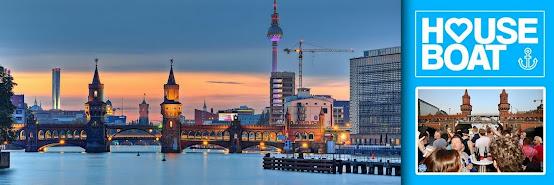 HOUSE BOAT BERLIN | 04.09.2021