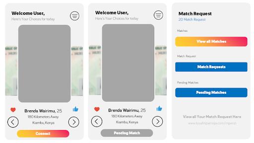 Rafiki App screenshot 1
