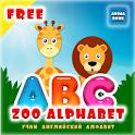 Азбука. ZOO Alphabet. ABC Kids icon