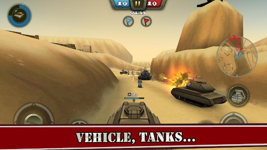Download Call Of Mini Infinity MOD APK v2.6 [MOD, Unlimited Money] – Updated 2020 4