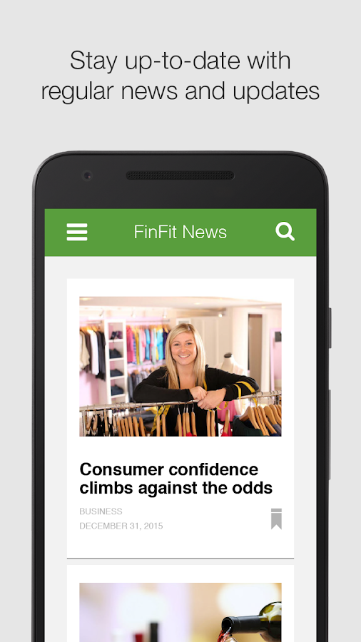 FinFit News by FinFit Wealth- screenshot