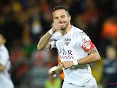Dans un stade bondé, Danijel Milicevic a assisté à un derby bouillant