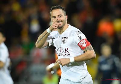 Danijel Milicevic was aanwezig in bomvol stadion voor kolkende stadsderby