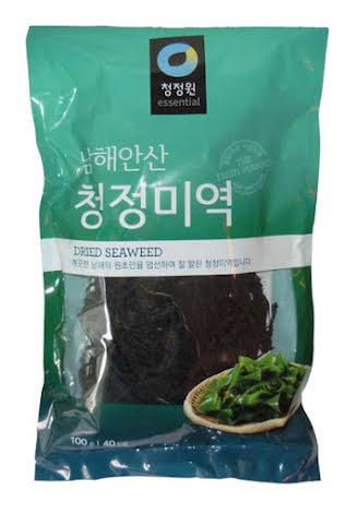 Dried Seaweed (Wakame) Chung Jung One