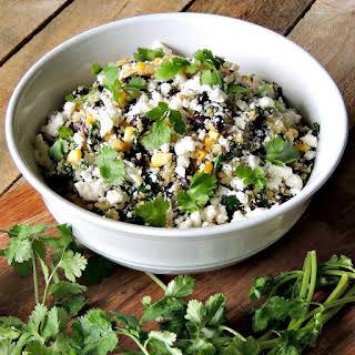 Tex-Mex Black Bean Quinoa Salad.