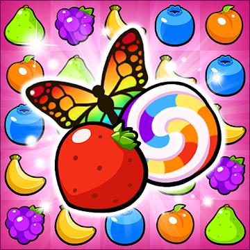 Fruits POP : Fruits Match 3 Puzzle