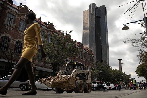 All eyes will be on the  Reserve Bank in Pretoria   this week when its monetary policy committee meets.  Picture: Daniel Born