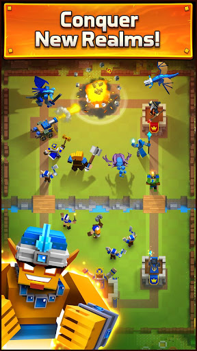 Royale Clans – Clash of Wars for PC