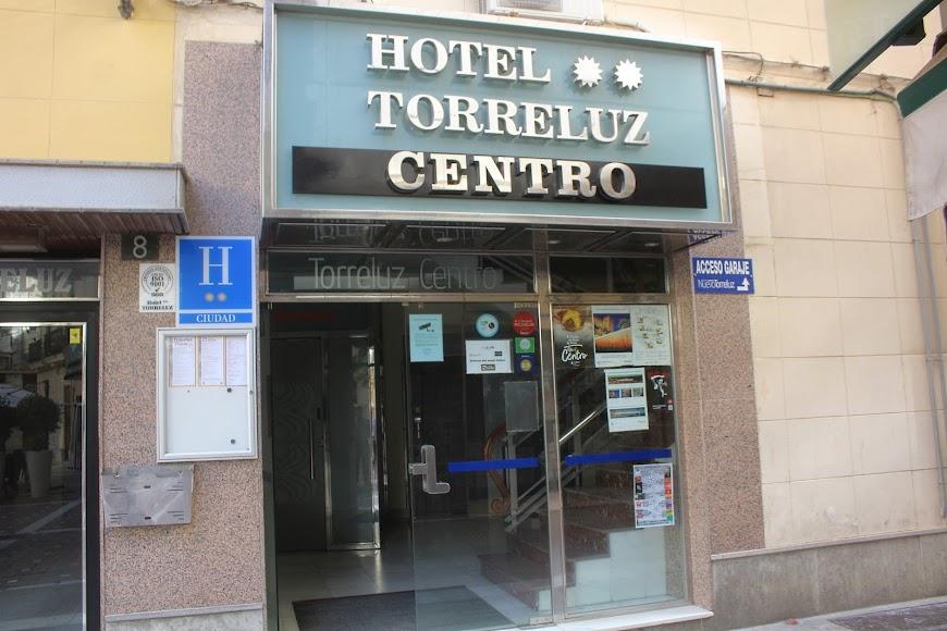 Reabierto el Hotel Torreluz Centro.