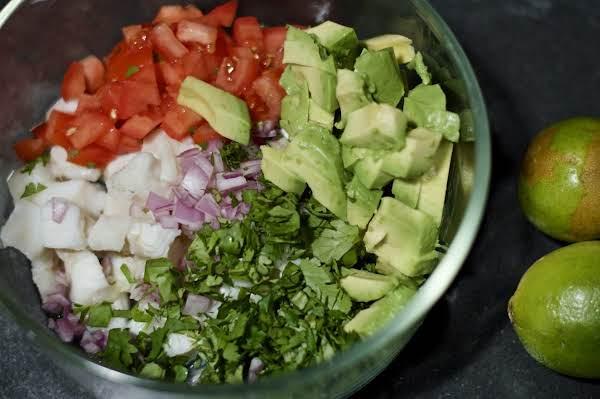 Cod Ceviche Recipe