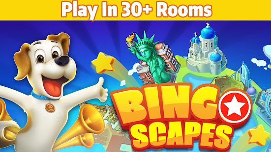 Bingo Scapes - Bingo Party Game poster