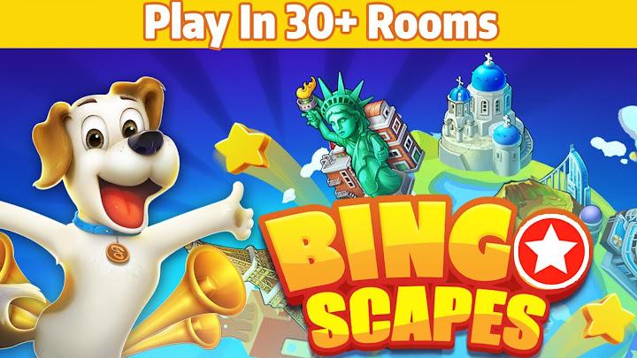 Bingo Scapes - Bingo Party Game Android App Screenshot