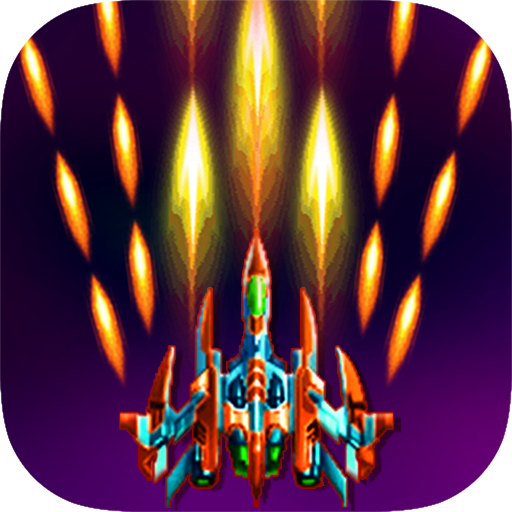 Space shooter - Galaxy attack - Galaxy shooter MOD APK | UNLIMITED MEDALS