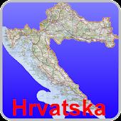 Mape Hrvatske