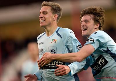 KV Oostende maakte een compilatie van de mooiste goals van Michiel Jonckheere