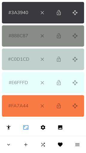 Pigments - Color Scheme Generator screenshots 2