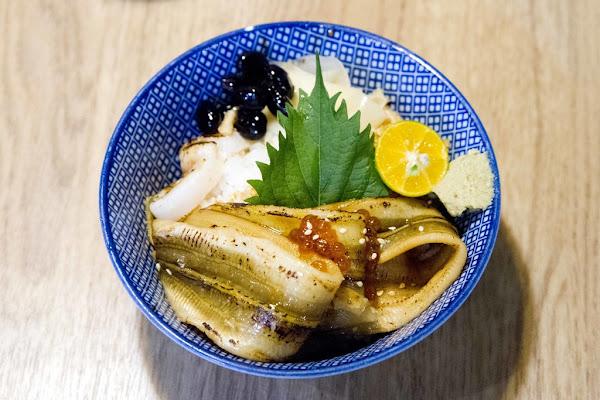澄食 和食 南投 草屯 認真新鮮的一碗丼飯 日本料理 生魚片 蓋飯 壽司 刺身 壽喜燒推薦