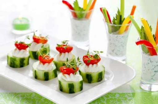 DIY食品デコレーションアイデア