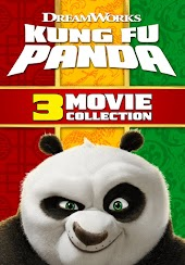 Kung Fu Panda Bundle 3 Movie Collection